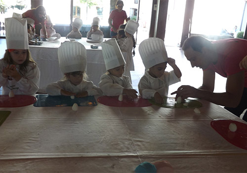 Laboratorio di cake design